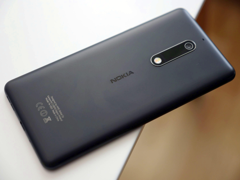 دوربین نوکیا 5