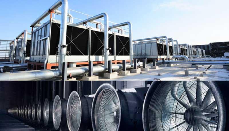 کاهش مصرف برق دیتاسنتر