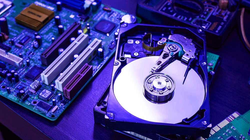 تفاوت NTFS و FAT32