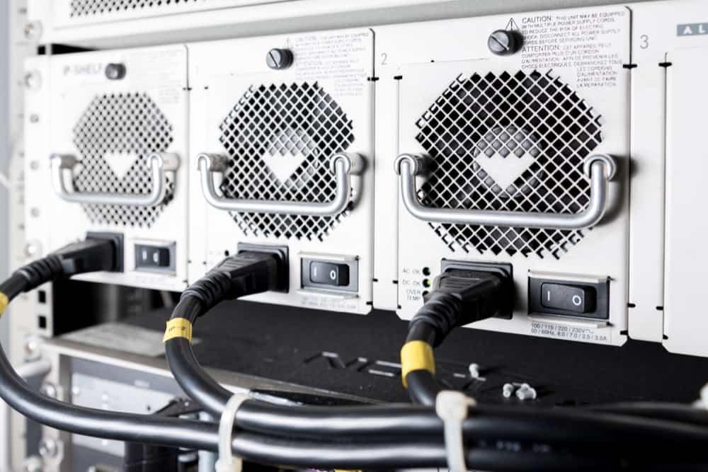 سیستم برق دیتاسنتر