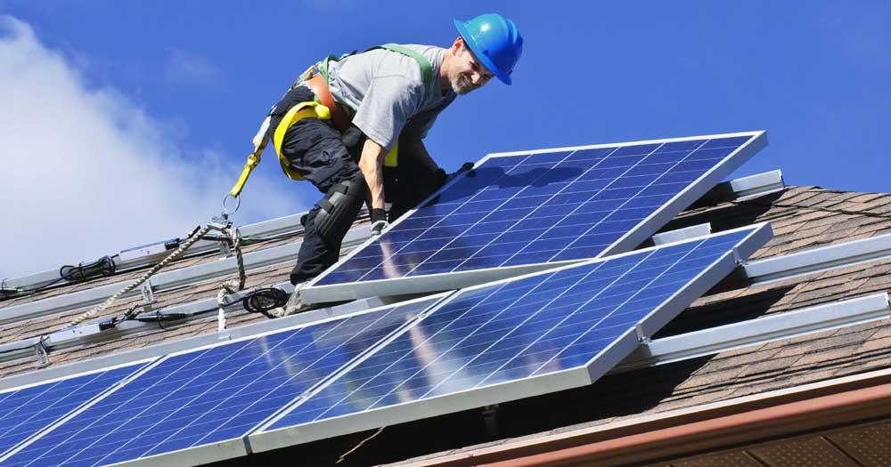انرژی-خورشیدی