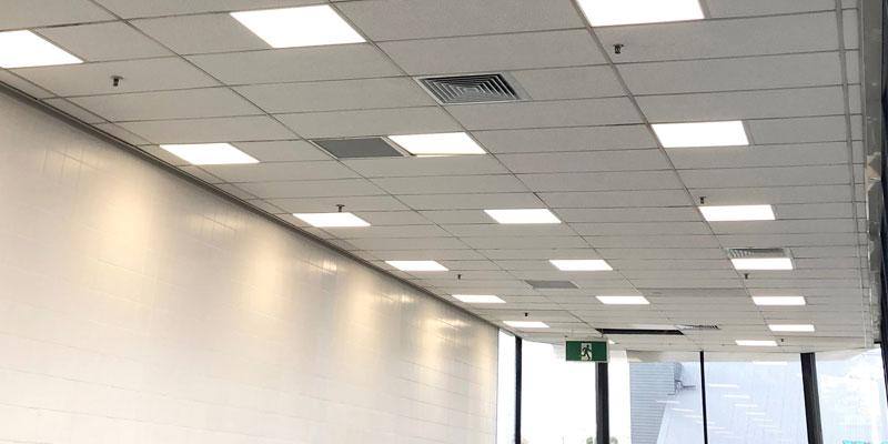سقف-کاذب اتاق سرور