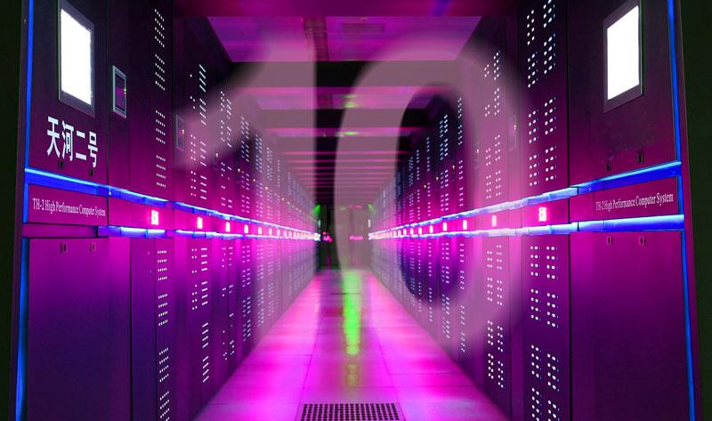 سریع ترین ابر کامپیوتر های جهان