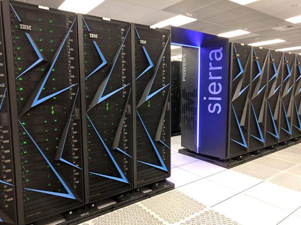 سریعترین ابر کامپیوترهای جهان