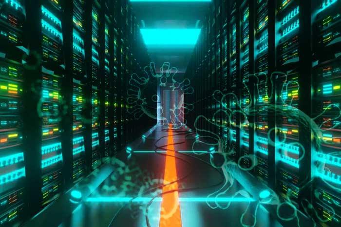 ضدعفونی کردن مرکز داده