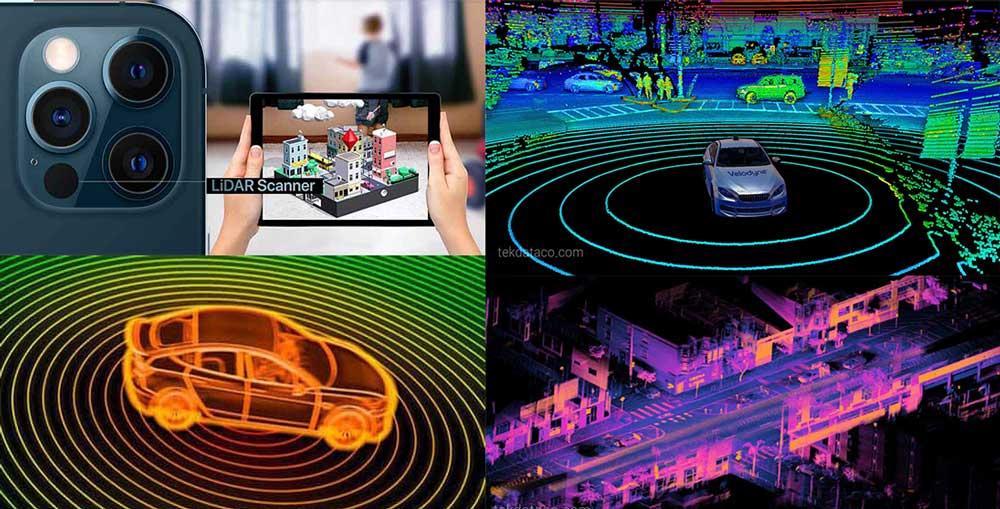 تکنولوژی LIDAR (لیدار)