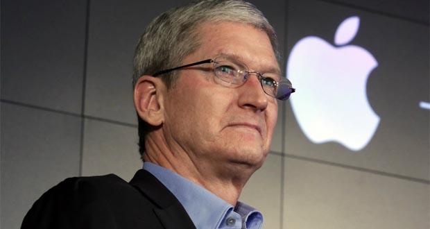 تیم کوک و درآمد 145 میلیون دلاری از اپل