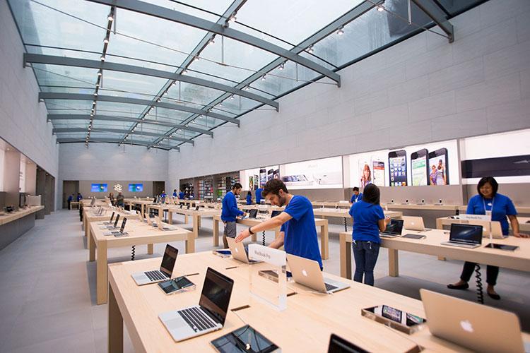 درامد های بزرگ اپل از کجا سرچشمه میگیرد؟