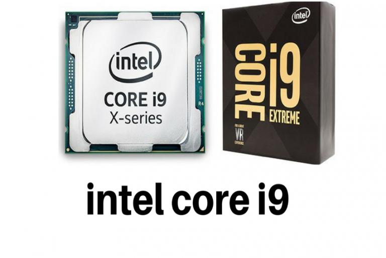 اینتل پردازنده 18 هسته ای Core i9-7980XE را معرفی کرد .