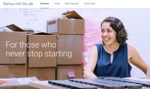 استارت اپ های خود را به گوگل بسپارید !