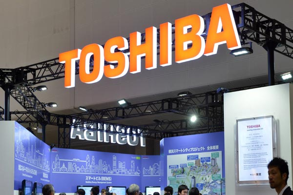 رقابت نفسگیر اپل و وسترن دیجیتال برای خرید پرسودترین واحد توشیبا