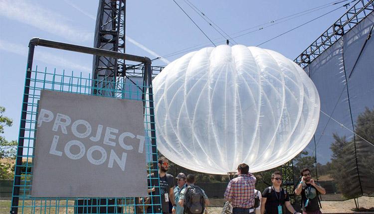 پروژه لون گوگل : بالون های آلفابت اینترنت را به جزیره دور افتاده پورتوریکو می آورد