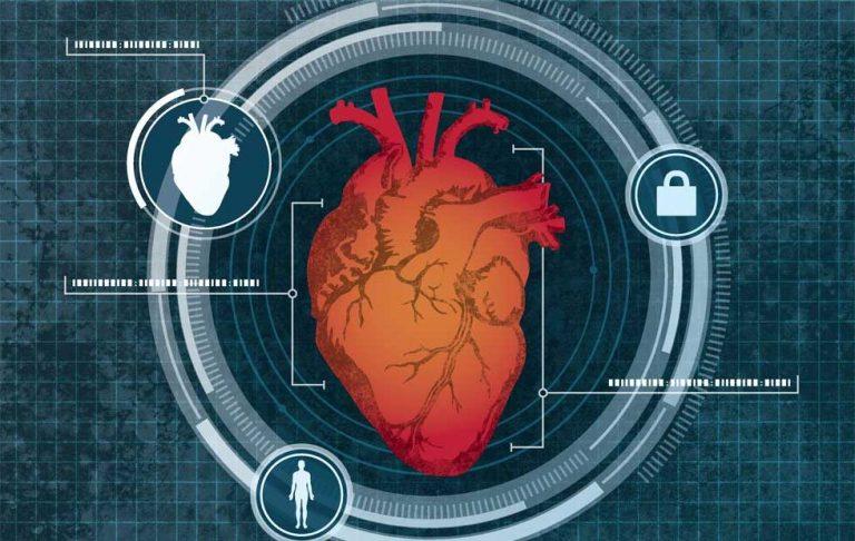 اندازه و شکل قلب شما جایگزین اثر انگشتتان خواهد شد!