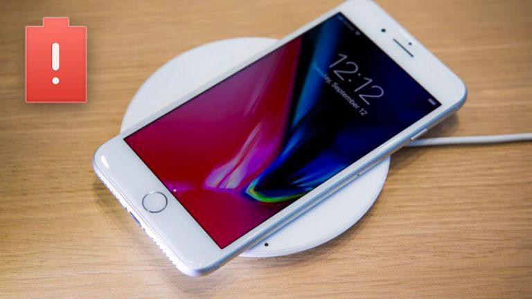 دروغ بزرگ اپل درباره شارژ سریع در آیفون8 پلاس