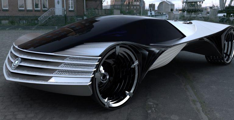 کادیلاک خودرویی با موتور اتمی تولید میکند