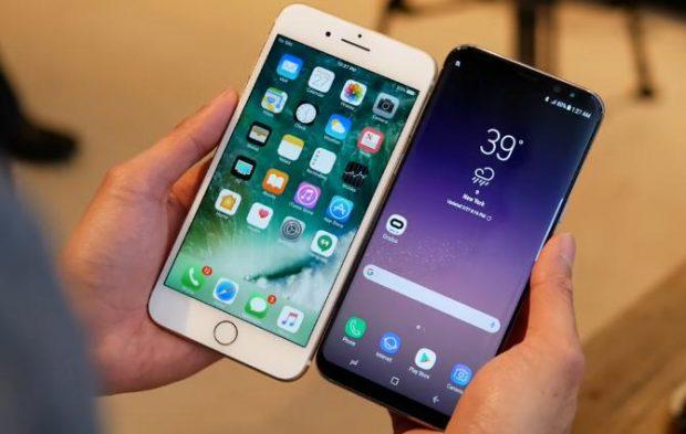 iPhone 7 و Galaxy S8 هک شدند
