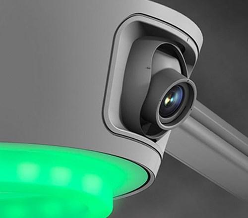 سیستم نظارت تصویر