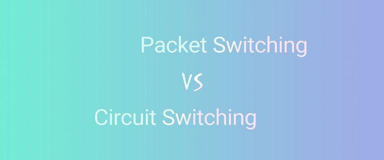 تفاوت Circuit Switchnig و Packet Swithching چیست ؟
