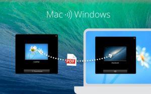 آموزش انتقال فایل با وای فای با برنامه FileDrop