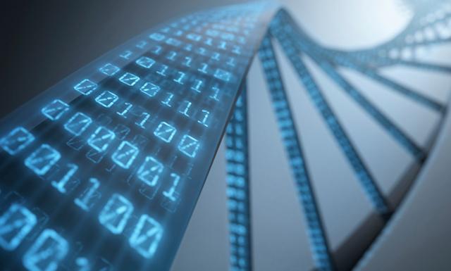 ذخیره اطلاعات روی DNA