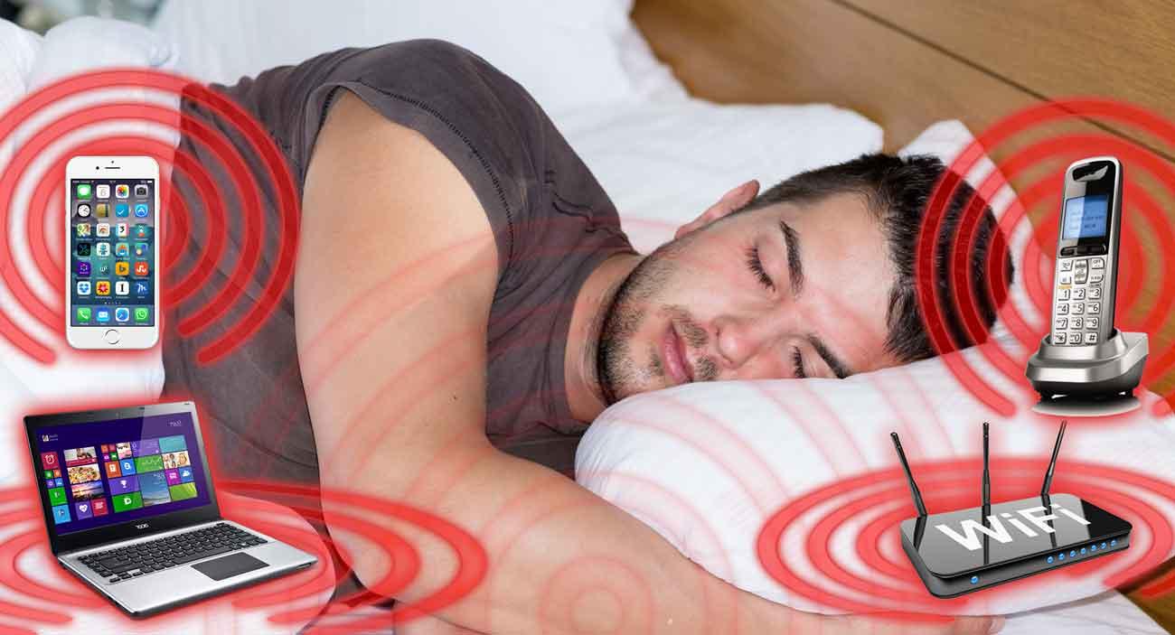آیا امواج الکترومغناطیسی لوازم خانگی خطرناک هستند؟